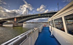 Dreiländer-Kreuzfahrt: Frankfurt - Mannheim - Basel - Straßburg - Rüdesheim - Mainz - Frankfurt mit der MS Rhein Prinzessin
