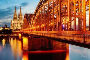 Entdeckungen an drei Flüssen: Köln - Luxemburg – Saarschleife - Köln mit der MS Rhein Prinzessin