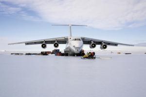 Flugexpedition: Abenteuer Südpol