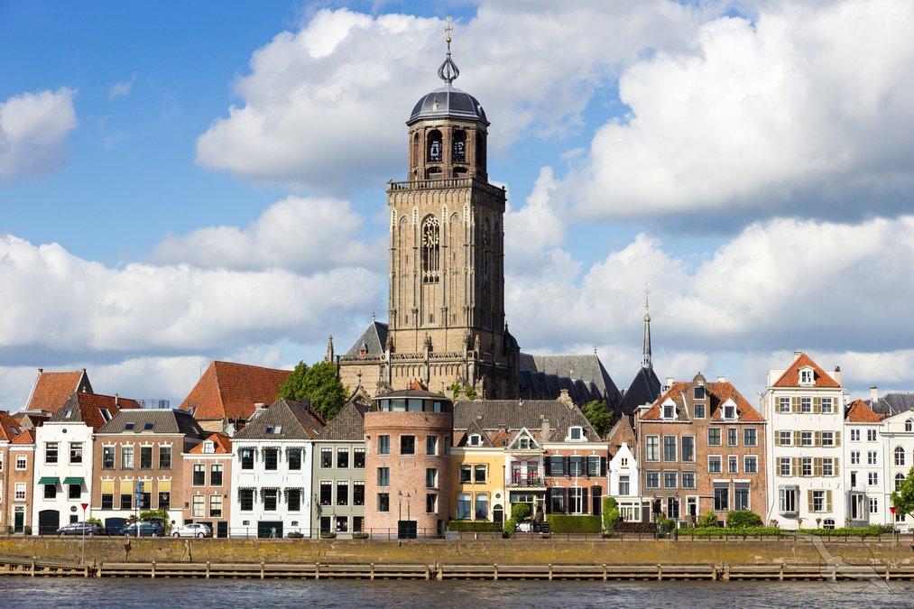 Holland-Ostfriesen-Flair: Düsseldorf - Rotterdam - Amsterdam - Emden - Düsseldorf mit der MS Rhein Prinzessin