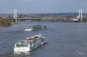 Holland/Belgien und die Maas: Köln - Amsterdam - Lüttich - Maastricht - Nijmegen - Köln mit der MS Rhein Prinzessin