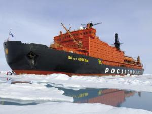 IB VICTORY: Expedition zum Nordpol und Franz-Josef-Land