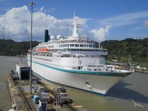 In 99 Tagen rund um Südamerika: Monaco - Cartagena - Panama-Kanal - Acapulco - Punta Arenas - Kap Horn - Buenos Aires - Rio de Janeiro - Mindelo - Monaco mit der MS Albatros
