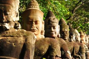 Kambodscha, Vietnam - Kombinationsreise Morgenröte: Angkor Wat - Tonlé See - Mekong-Flussfahrt - Mekong-Delta - Saigon mit der MS Lan Diep