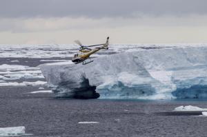 MS ORTELIUS: Ross Sea - Halbumrundung Antarktis