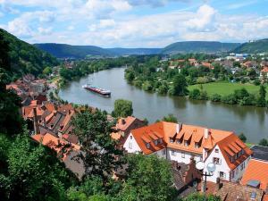 Main, Main-Donau-Kanal, Donau -Von der blauen Donau zum Main: Passau - Regensburg - Kelheim - Nürnberg - Bamberg - Schweinfurt - Würzburg - Frankfurt mit der MS Rhein Prinzessin