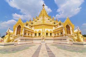 Myanmar - Kombinationsreise Goldenes Land: Landprogramm Yangon - Inle See - Mandalay,  Flussfahrt Amarapura - Bagan - Prome, Landprogramm Yangon mit der MS Paukan 47