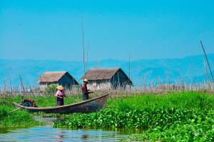 Myanmar - Zauberhaftes Myanmar: Landprogramm Yangon - Mrauk U - Sittwe, Flussfahrt Bagan - Amarapura - Ava - Mingun - Mandalay, Landprogramm Inle See - Kyaikhto - Yangon mit der MS Paukan 47