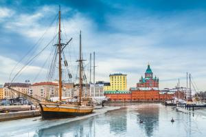 Ostsee intensiv mit Kieler Woche: Kiel - Nynäshamn - Holmsund - Tallinn - St. Petersburg - Helsinki - Klaipeda - Trelleborg - Kiel mit der MS Artania