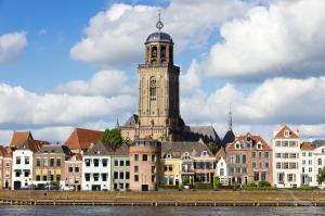 Rhein, Holland - Luv und Lee: Düsseldorf - Emden - Amsterdam - Rotterdam - Düsseldorf mit der MS Rhein Prinzessin