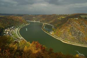 Rhein, Mosel, Saar - Entdeckungen an drei Flüssen: Düsseldorf - Loreley - Rüdesheim - Koblenz - Trier - Luxemburg – Saarschleife - Linz (Rhein) - Düsseldorf mit der MS Calypso