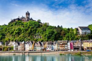 Rhein, Mosel, Saar - Entdeckungen an drei Flüssen: Düsseldorf - Loreley - Rüdesheim - Koblenz - Trier - Luxemburg – Saarschleife - Saarburg - Düsseldorf mit der MS Calypso