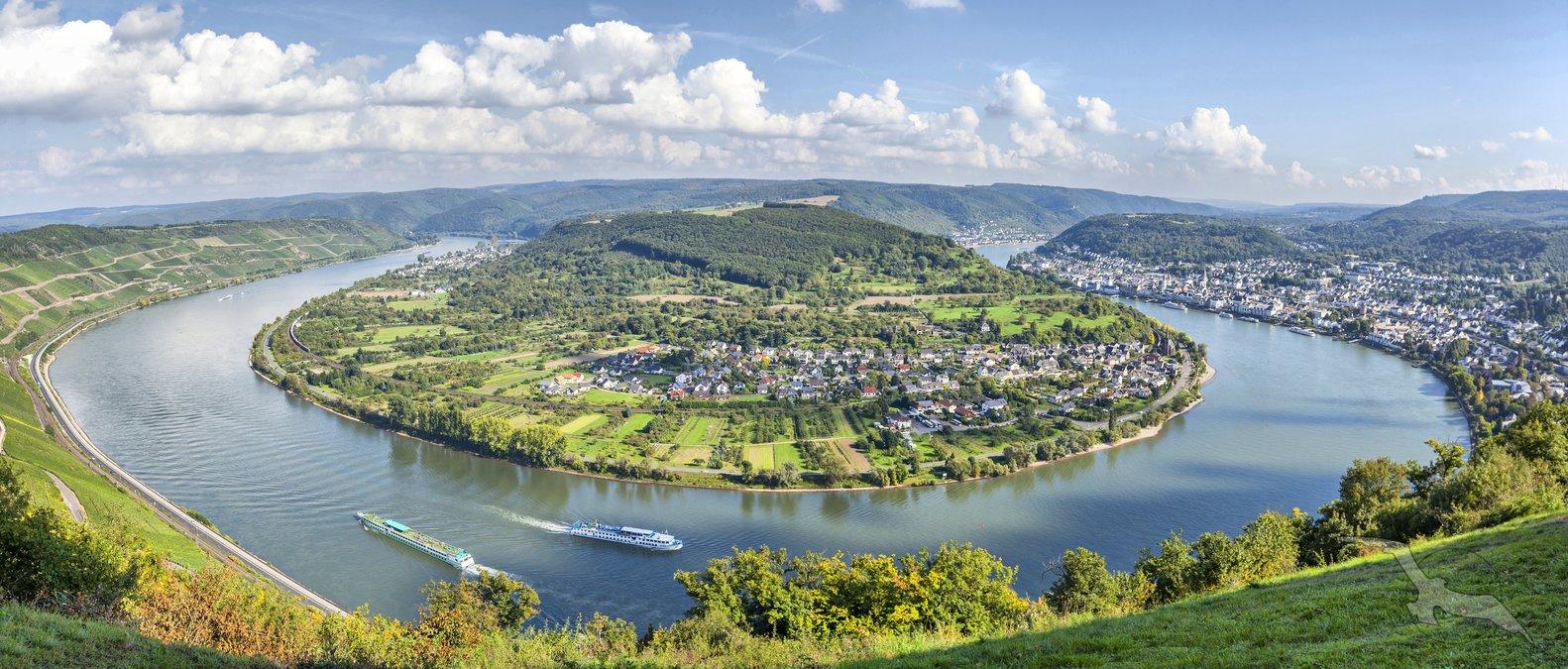 Rhein-Neckar-Sinfonie: Köln - Rüdesheim - Heidelberg - Bad Cannstatt - Mannheim - Worms - Koblenz - Bonn - Köln mit der MS Switzerland