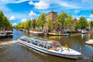Rhein - Charmantes Amsterdam: Köln - Amsterdam - Nijmegen - Köln mit der MS Swiss Crown