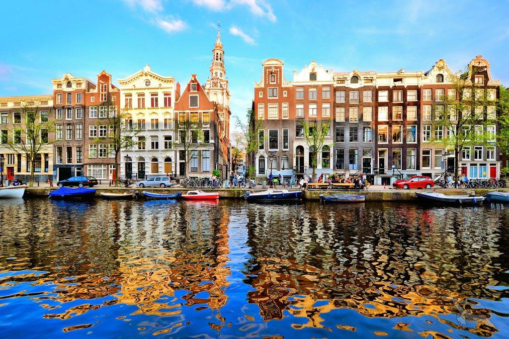 Rhein - Holland-Belgien Kaleidoskop: Köln – Amsterdam – Ijselmeer – Rotterdam – Gent-Außenhafen –Antwerpen – Köln mit der MS Aurelia