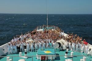Schnupper- & Partytörn: Bremerhaven - Oudeschild (Insel Texel) - Amsterdam - Nordsee-Kanal - Bremerhaven mit der MS Albatros
