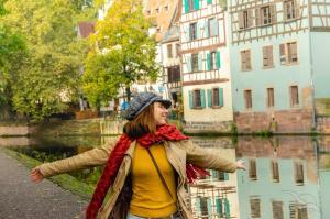 Schnupperreise Straßburg: Frankfurt - Mainz - Koblenz - Rüdesheim - Mannheim - Straßburg - Frankfurt mit der MS Asara