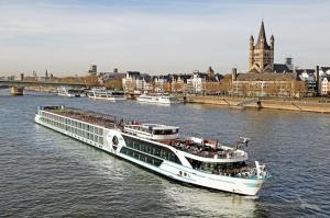 Schnupperreise 'Straßburg': Köln - Straßburg - Koblenz - Köln mit der MS Anna Katharina