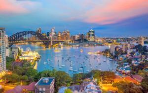 Schönheiten zwischen Auckland & Bali: Auckland - Sydney - Melbourne - Fremantle (Perth) - Kingscote (Kangaroo Island) - Broome - Insel Komodo - Benoa (Bali) mit der MS Albatros