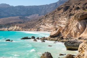 Sonnige Aussichten zwischen Indien, Arabien und dem Mittelmeer: Mumbai - Muscat - Salalah - Hurghada - Eilat - Taormina - Nizza mit der MS Amadea