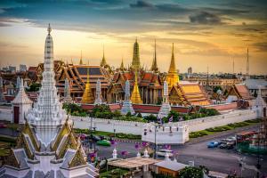Thailand, Kambodscha, Vietnam - Kombinationsreise Morgenröte: Bangkok - Angkor Wat - Tonlé- und Mekong-Fluss- Saigon mit der MS Lan Diep
