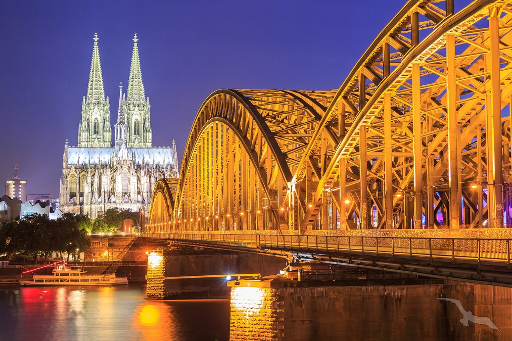 Weihnachtsmärkte am Rhein: Köln - Bonn - Rüdesheim - Köln mit der MS Alina