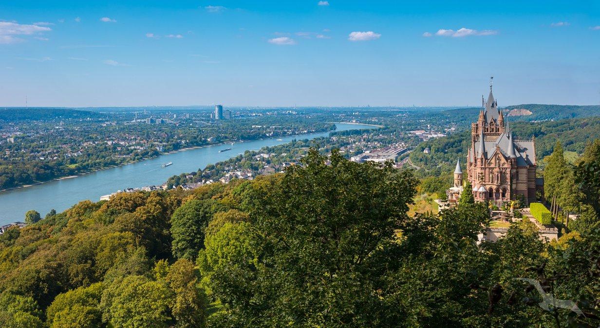 Weinzauber entlang der Mosel: Köln - Rüdesheim - Trier - Köln mit der MS Antonia